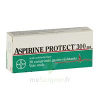 Aspirine Protect 300 Mg, Comprimé Gastro-résistant à Saintes