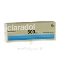 Claradol 500 Mg, Comprimé Sécable à Saintes