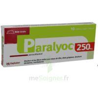Paralyoc 250 Mg, Lyophilisat Oral à Saintes