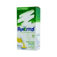 Fluvermal 2 % Susp Buv Fl/30ml à Saintes