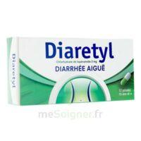 Diaretyl 2 Mg, Gélule à Saintes