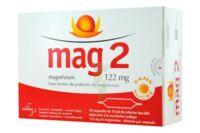 Mag 2 122 Mg S Buv En Ampoule Sans Sucre édulcoré à La Saccharine Sodique 30amp/10ml à Saintes