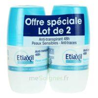 Etiaxil Deo 48h Roll-on Lot 2 à Saintes