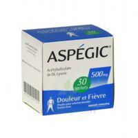 Aspegic 500 Mg, Poudre Pour Solution Buvable En Sachet-dose 30 à Saintes
