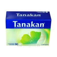 Tanakan 40 Mg, Comprimé Enrobé Pvc/alu/90 à Saintes