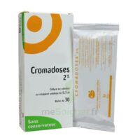 Cromadoses 2 Pour Cent, Collyre En Solution En Récipient Unidose à Saintes
