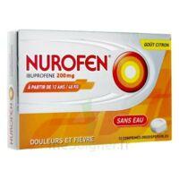 Nurofen 200 Mg, Comprimé Orodispersible à Saintes