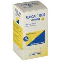 Fixical Vitamine D3 1000 Mg/800 U.i., Comprimé Pilul/30 à Saintes