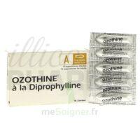 Ozothine A La Diprophylline Adultes, Suppositoire à Saintes