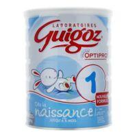 Guigoz Optipro 1 Lait En Poudre B/800g à Saintes