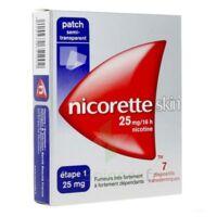 Nicoretteskin 25 Mg/16 H Dispositif Transdermique B/28 à Saintes