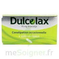 Dulcolax 10 Mg, Suppositoire à Saintes