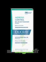 Ducray Hidrosis Control Duo Roll On Anti Transpirant 2x40ml à Saintes