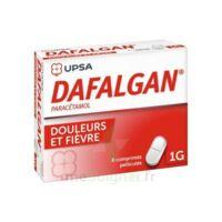 Dafalgan 1000 Mg Comprimés Pelliculés Plq/8 à Saintes