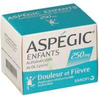 Aspegic Enfants 250, Poudre Pour Solution Buvable En Sachet-dose à Saintes