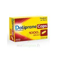 Dolipranecaps 1000 Mg Gélules Plq/8 à Saintes