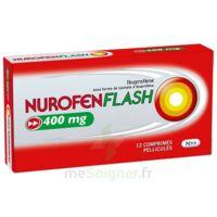 Nurofenflash 400 Mg Comprimés Pelliculés Plq/12 à Saintes