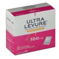Ultra-levure 100 Mg Poudre Pour Suspension Buvable En Sachet B/20 à Saintes