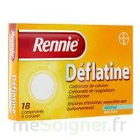 Rennie Deflatine Sans Sucre, Comprimé à Croquer édulcoré Au Sorbitol à Saintes