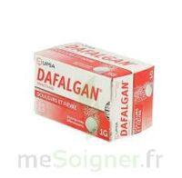 Dafalgan 1000 Mg Comprimés Effervescents B/8 à Saintes