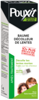 Pouxit Décolleur Lentes Baume 100g+peigne à Saintes