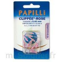 Papilli - Clippee, Rose, Sachet 10 à Saintes
