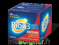 Bion 3 Défense Junior Comprimés à Croquer Framboise B/30 à Saintes