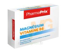 Magnésium Vitamine B6 à Saintes
