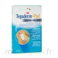 Tegaderm + Pad, 5 Cm X 7 Cm , Bt 10 à Saintes