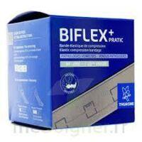 Biflex 16 Pratic Bande Contention Légère Chair 10cmx4m à Saintes