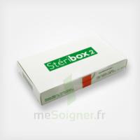 Stéribox Kit Prévention Et Hygiène Pour Les Toxicomanes Avec Seringues 100ui/ml à Saintes