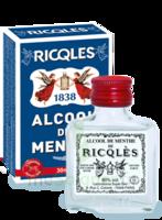 Ricqles 80° Alcool De Menthe 30ml à Saintes