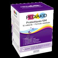 Pédiakid Probiotiques 10m Poudre 10 Sachets à Saintes