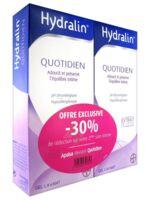 Hydralin Quotidien Gel Lavant Usage Intime 2*400ml à Saintes