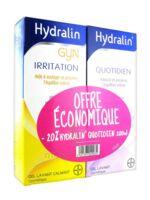 Hydralin Quotidien Gel Lavant Usage Intime 200ml+gyn 200ml à Saintes