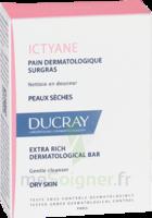 Ictyane Pain Dermatologique Surgras Sans Savon 2*100g à Saintes