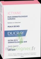 Ictyane Pain Dermatologique Surgras Sans Savon 100g à Saintes