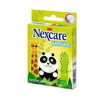 Nexcare Sensitive Soft Happy Kids Pansements Microporeux Animaux 2 Tailles B/20 à Saintes