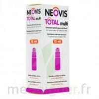 Neovis Total Multi S Ophtalmique Lubrifiante Pour Instillation Oculaire Fl/15ml à Saintes