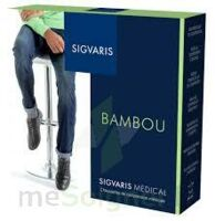 Sigvaris Bambou 2 Chaussette Homme Galet L Small à Saintes