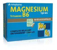 Arkovital Magnésium Vitamine B6 Gélules B/120 à Saintes
