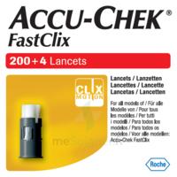 Accu-chek Fastclix Lancettes B/204 à Saintes