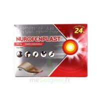 Nurofenplast 200 Mg Emplâtres Médicamenteux 4 Sachets