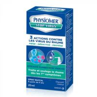 Physiomer Stop Virus Spray Buccal Fl/20ml à Saintes