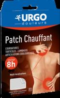 Patch Chauffant Decontractant Urgo X 2 à Saintes