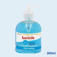 Baccide Gel Mains Désinfectant Sans Rinçage 300ml à Saintes