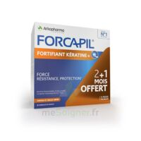 Forcapil Fortifiant + Kératine Gélules B/180