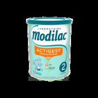 Modilac Actigest 2 Lait En Poudre B/800g à Saintes