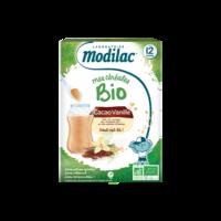 Modilac Céréales Farine Cacao Vanille Dès 12 Mois B/250g à Saintes