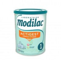 Modilac Actigest 1 Lait En Poudre B/800g à Saintes